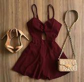 Trendige Konfektionskleidung z. Hd. Damen #cocktailkleider