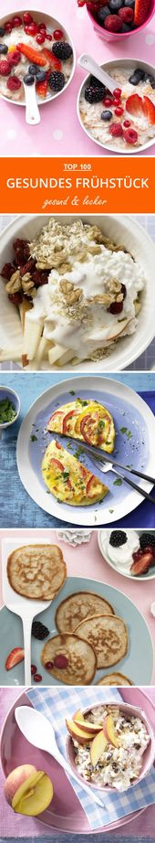 Gesundes Frühstück   – Sport