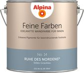 """Alpina Feine Farben No. 14 """"RUHE DES NORDENS"""" – Stilles Graublau"""