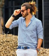 10 Coolest Men's Long Hairstyles Models Throughout 2019 – Fashions Nowadays