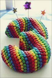 10 pastel de bricolaje para niños pequeños   – Essen