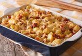 Patatas al horno con tocino y queso – Salsas – #con #horno #Pottas #queso #sa …..   – Patatas