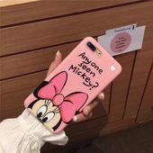 Cute Cartoons Pattern iPhone Case
