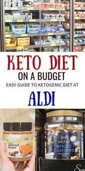 55 Keto für ein billiges Essen von Aldi – #Aldi #a # für #Keto …   – Healthy