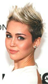Kurze Frisuren für weiße Frauen Delightful 30 neue kurze Frisuren für rundes Gesicht … #kurzeFrisuren #Delightful #face #Haircuts