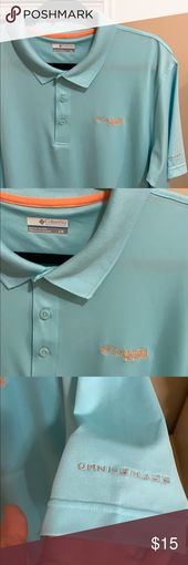 Men's large Columbia PFG Only worn a few times! Lightweight and soft material….