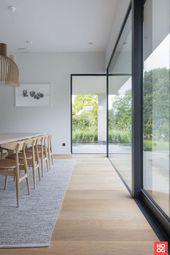 Nobel Flooring – Skandinavische Atmosphäre mit hellem Dielenboden – Hoch ■ Exklusiver …