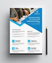 Professional Business Flyer Design - Graphic Prime | Graphic Design Templates