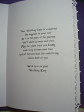Pin by Pam Ratcliffe on Cards | Wedding card verses … christmas card messages