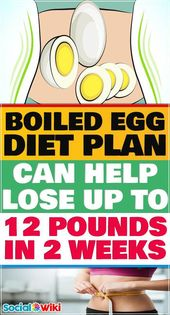 Tips on how to Shed weight With This Boiled Egg Diet Plan #BoiledEggAndGrapefrui…