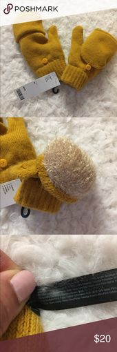 Urban outfitters gloves. Yellow Get ready for winter! Beautiful gloves Warm and … – My Posh Closet
