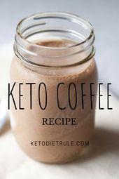 Bulletproof Coffee Keto Coffee Recipe Keto Coffee Recipe