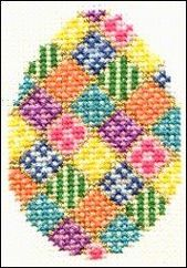 Crafty Cross Stitch: Free Easter Kits
