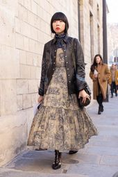 Couture Fashion Week 2019: The Best Street Style Moments