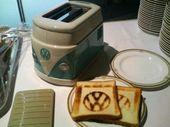 Wolksvagen Toaster   – Cute