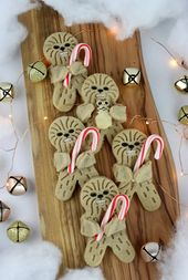 Enjoy These Holiday Hug Wookiee Cookies (With Optional Candy Cane or Porg) – Dr Wong – Emporium of Tings. Web Magazine.