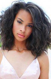 Kurze Frisuren Für Frauen Schwarze Frauen | Frisuren für schwarze Mädchen mit langen Haaren | African Hair Short 20191021 – #Schwarz #Frisuren #Kurz