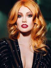 ▷ 1001+ peinados y estilos para el color de cabello cobre   – Haarfarbe