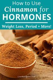 Cinnamon for Hormone Imbalance: Benefits and Uses 1