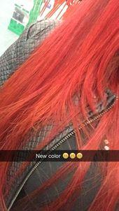 30++ Paprika hair dye trends