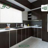 بورسلان حوائط حمامات مطبخ اسباني الصنع ديكور 12 6x38 2 للمزيد زورونا على موقع الشركة Www Ghefari Com الرقم المجاني Kitchen Cabinets Kitchen Home Decor