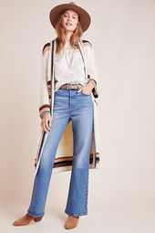 Levi's Ribcage Ultra High-Rise Flare Jeans