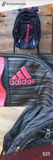 Adidas Load Spring Backpack💞 AMAZING CONDITION!…