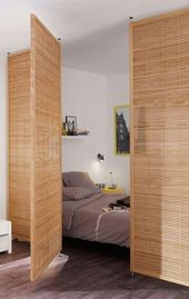 Room divider: 60 models of decoration and materials   – Teresa