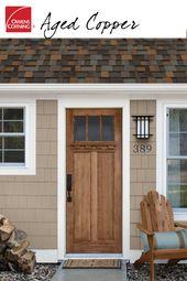 Aged Copper Trudefinition Duration Designer Shingles Shingle Colors Roof Shingle Colors Roof Shingles