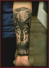 Forrest Tattoo Designs und Ideen
