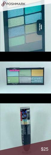 Moist N Wild Halloween Make-up Bundle This bundle consists of the eyeshadow palette, c…