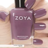Zoya Nail Polish in Odette a full-coverage sultry …