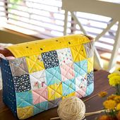 Born To Knit Pouch Pattern Is Up On My Pattern Shop Linked In