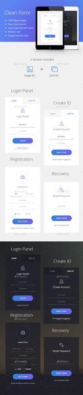 7 Registration Form Templates UX Pinterest Registration form - registration form