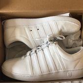 K-Swiss Schuhe | K-Swiss Schuhe | Farbe: Weiß | Größe 10