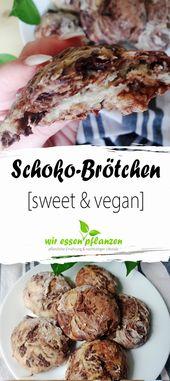 Schoko-Brötchen