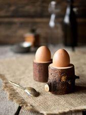 #Basteln mit #Holz – 7 #Ideen mit #Anleitung für …