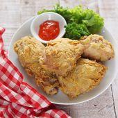 Resep Ayam Goreng Tepung Di 2020 Resep Ayam Resep Ayam Panggang Makanan