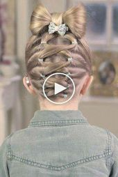 46 NICE GIRLS HAIRSTYLE FOR YOUR LITTLE PRINCESS – casa