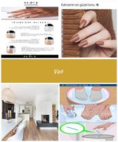 """You're """"Foiled Again"""" this may be the perfect GelColor nail art tutorial. Find i…"""