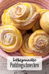Photo of Puddingschnecke