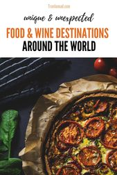 The 15 Greatest International locations for Meals and Wine Across the World