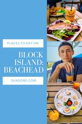 Locations to Eat on Block Island: Beachead