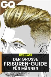 Everything about men's hairstyles