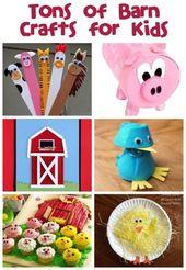 Cooles und einfaches Basteln für Kinder – Kids Crafts