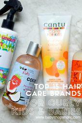Top 15 Kids Curly Hair Brands
