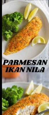 PARMESAN TILAPIA FISH  This Chéésé Crustéd Tilapia is a mortal séarch instr…