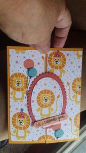 Baby Cards Gatefold Bonanza Buddies