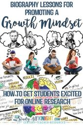 Get College students Excited for On-line Analysis: Biography Classes for Selling a Progress Mindset – Examine All Knight