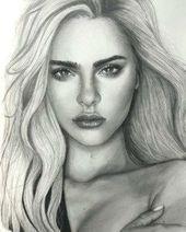 49+ Best of Amazing Face Drawings (Die +49 besten Bilder von Zeichnungen Gesicht – New Ideas